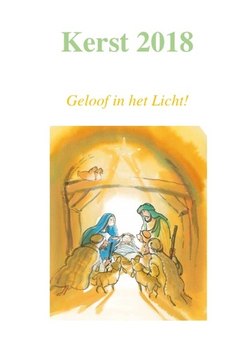 Liturgie Eerste Kerstdag 2018